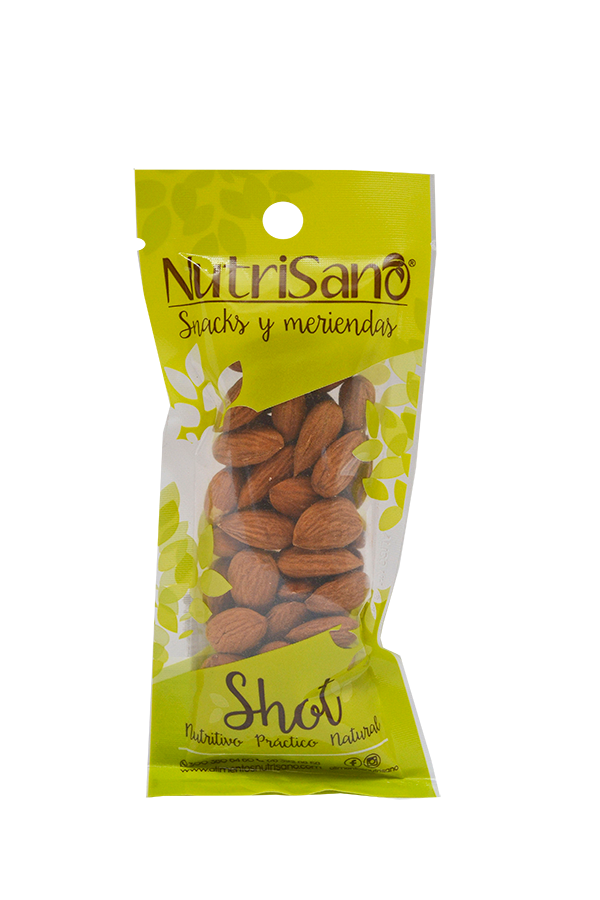 SHOT ALMENDRA NATURAL 40g