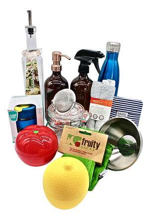 Comprehensive ECO GIFT PACK, household BPA free products, save money, safer for your family