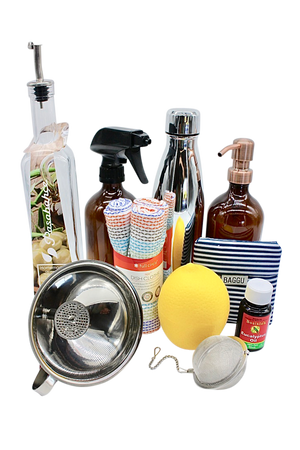 Essential ECO GIFT PACK, household BPA free products, save money, safer for your family