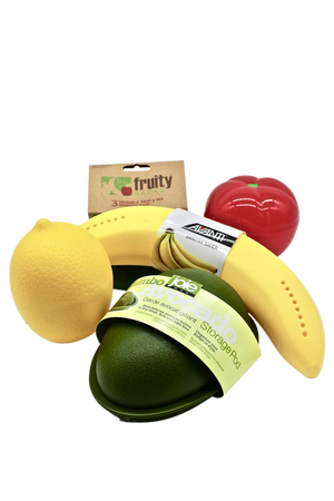 Fruit n Veg ECO GIFT PACK, household BPA free products, save money, safer for your family