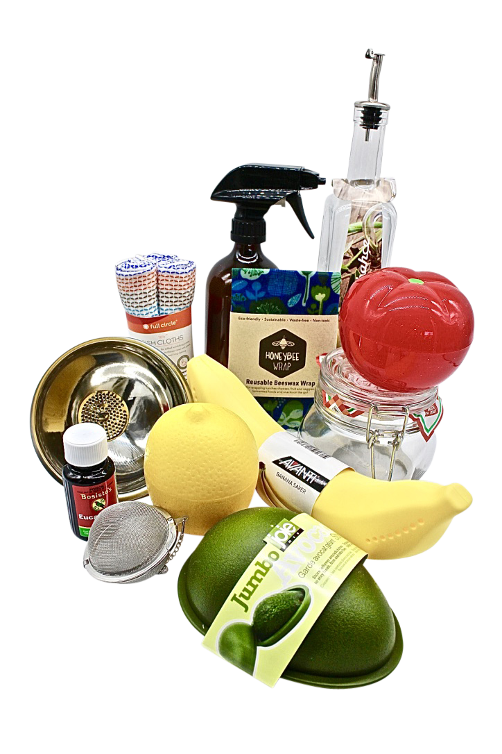 Kitchen ECO GIFT PACK, household BPA free products, save money, safer for your family