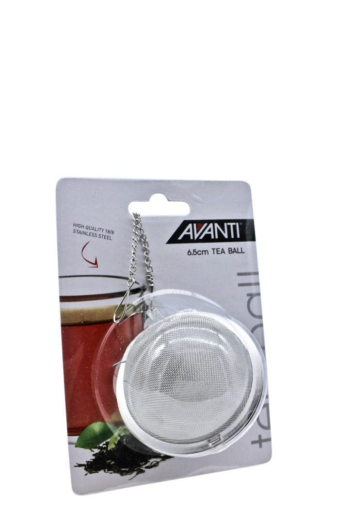 Avanti Stainless steel in-cup tea infuser, large