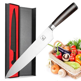 """M""SERIES 10-IN CHEF KNIFE"