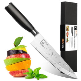 """M""SERIES 8-IN CHEF KNIFE"