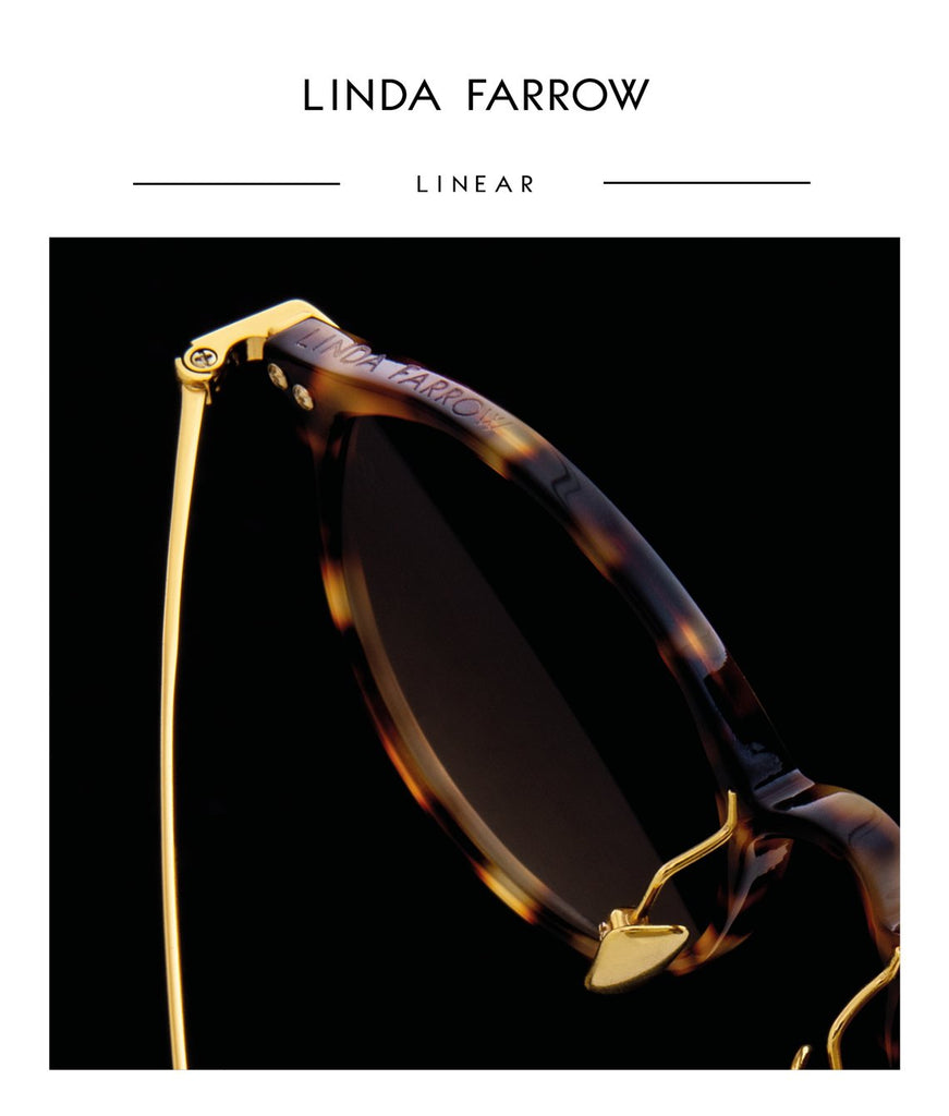 Introducing: Linda Farrow Linear