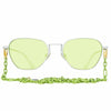 Alessandra Rich 1 C8 Rectangular Sunglasses