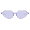 Dries Van Noten 178 C8 Cat Eye Sunglasses