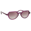 Dries Van Noten 183 C3 Angular Sunglasses