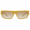 Dries Van Noten 189 C3 Rectangular Sunglasses