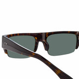Dries Van Noten 190 C5 Rectangular Sunglasses