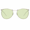 Dries Van Noten 194 C4 Cat Eye Sunglasses