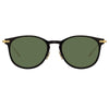 Linda Farrow Linear 01 C8 D-Frame Sunglasses