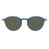 Linda Farrow Linear 06 C11 Oval Sunglasses