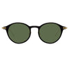 Linda Farrow Linear 06 C8 Oval Sunglasses