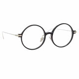 Linda Farrow Linear 9 C2 Round Optical Frame