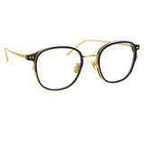 Linda Farrow Yasmine C5 Square Optical Frame