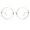 Linda Farrow Farah C10 Round Optical Frame