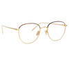 Linda Farrow 819 C26 Square Optical Frame