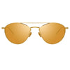 Linda Farrow Caine C1 Aviator Sunglasses