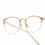 Linda Farrow Tempest C4 Oval Optical Frame