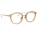 Linda Farrow Jackson C8 Optical D-Frame
