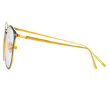 Linda Farrow Staunton C1 Oval Optical Frame