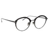Linda Farrow Stanley C4 Oval Optical Frame