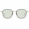 Linda Farrow Trouper C6 Square Sunglasses