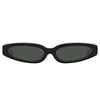 Linda Farrow Jardine C1 Angular Sunglasses