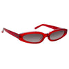 Linda Farrow Jardine C2 Angular Sunglasses