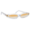 Linda Farrow Jardine C3 Angular Sunglasses