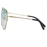 Matthew Williamson Lotus C3 Aviator Sunglasses