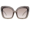 N°21 S21 C3 Oversized Sunglasses