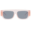 N°21 S36 C6 Flat Top Sunglasses