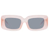 N°21 S37 C6 Rectangular Sunglasses