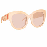 N°21 S47 C3 Oversized Sunglasses