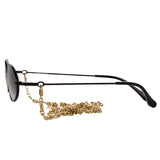 Alessandra Rich 2 C4 Oval Sunglasses