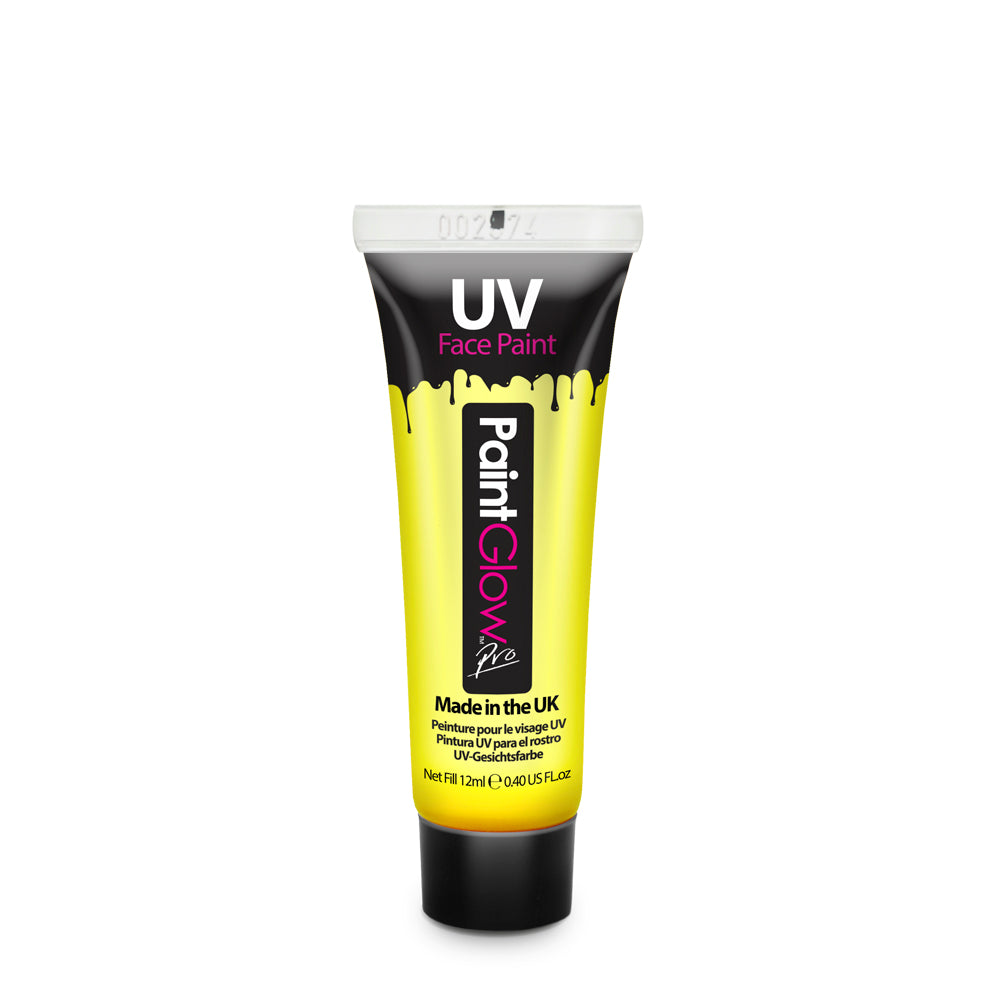 PRO Neon UV Face & Body Paint, 12ml