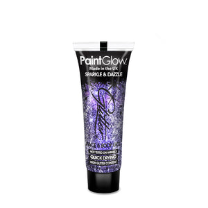 Glitter Face & Body Gel, 13ml