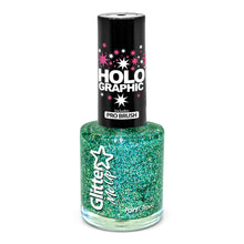Load image into Gallery viewer, Holographic Glitter Nail Polish, 10ml