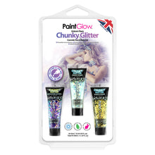 Load image into Gallery viewer, Fantasy Chunky Glitter Gel Multi-Pack