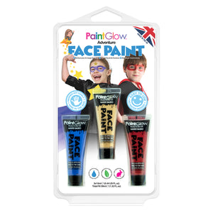 Kids Face Paint Multi-Pack, 13ml