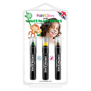 Kids Paint Sticks/Crayons Multi-Pack