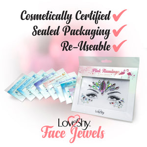LoveShy Face Jewels