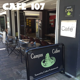 Cafe 107 Crows Nest