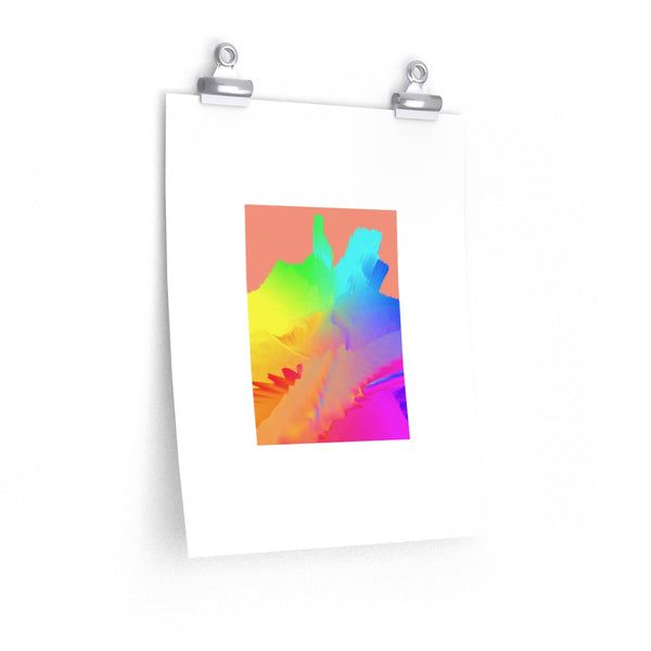 Augmented Rainbow Art Print [EXCLUSIVE]