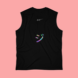 Happiness Looks Good On You Sleeveless Performance Tank [SPECIAL]