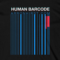 Human Barcode Ultra Cotton Tee [EXCLUSIVE]