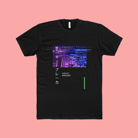 Circuit Breaker Cotton Crew Tee [EXCLUSIVE]