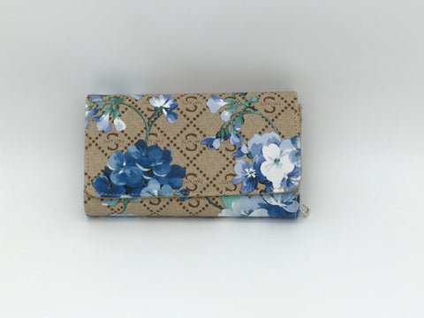Image of Flower print purses